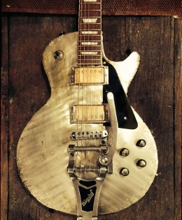 1320 >> Steel LP Bigsby
