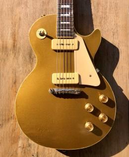 1969 >> Steel LP Goldtop'54