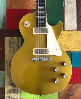 1970 >> Steel LP Goldtop'70s