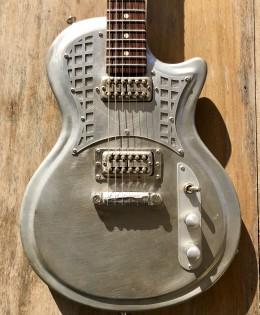 1745 >> Steel LP Silver