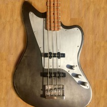 "1850 >> Steel ""Jayguar""  Bass"