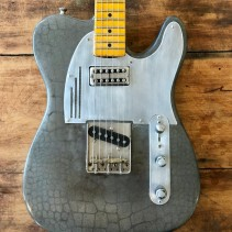1639 >> Steel Alligator Tele